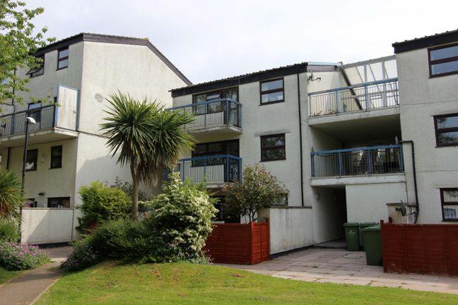 Thumbnail Flat to rent in Raglan Road, Devonport, Plymouth