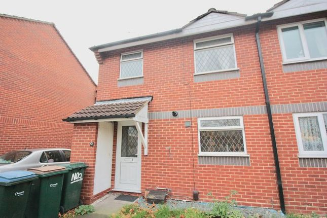 Thumbnail Terraced house to rent in Wigston Road, Walsgrave On Sowe, Coventry
