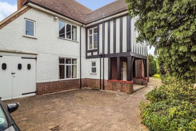 Thumbnail Detached house for sale in Middleton Crescent, Wollaton, Nottingham, Nottinghamshire