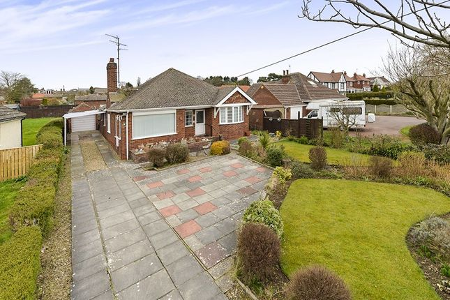Thumbnail Bungalow for sale in Racecourse Road, East Ayton, Scarborough
