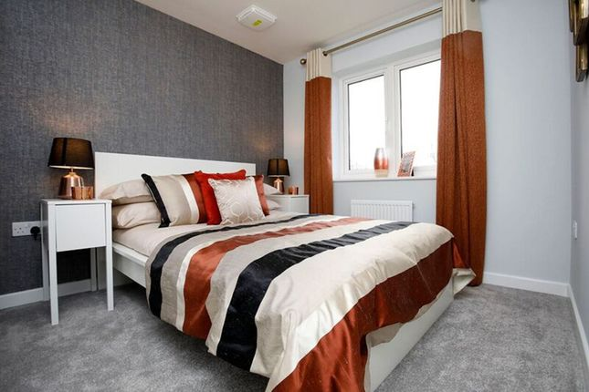 "2 bedroom property for sale in ""The Lockton"" at Poplar Avenue, Dogsthorpe, Peterborough"