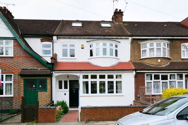 Thumbnail Terraced house to rent in Greenend Road, Chiswick, London
