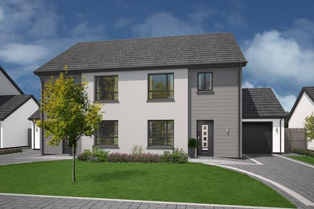Thumbnail Semi-detached house for sale in Plot 75, The Meadows, Douglas Road, Castletown
