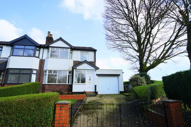 Thumbnail Semi-detached house for sale in The Green, Chorley Road, Heath Charnock, Chorley