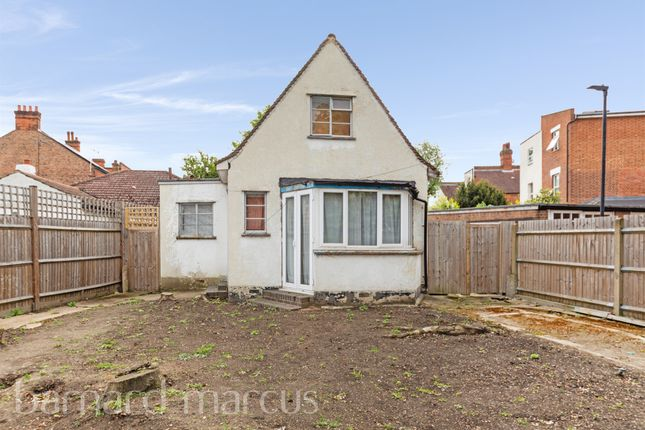 Thumbnail Detached bungalow for sale in Madeira Road, London