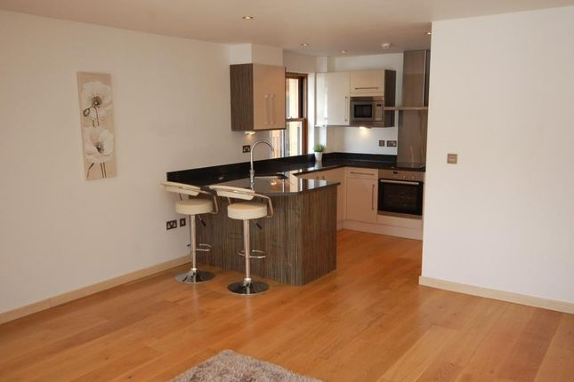 Thumbnail Flat to rent in The Creekside, West Looe, Cornwall