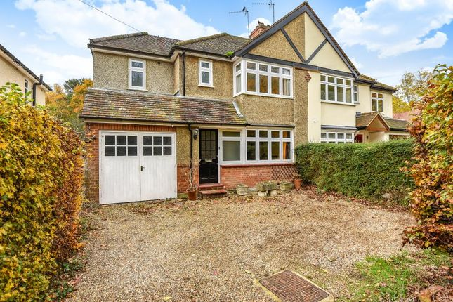 Thumbnail Semi-detached house to rent in Forest Road, Ascot