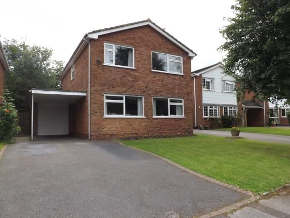 Thumbnail Detached house for sale in Alveston Grove, Knowle, Solihull, West Midlands