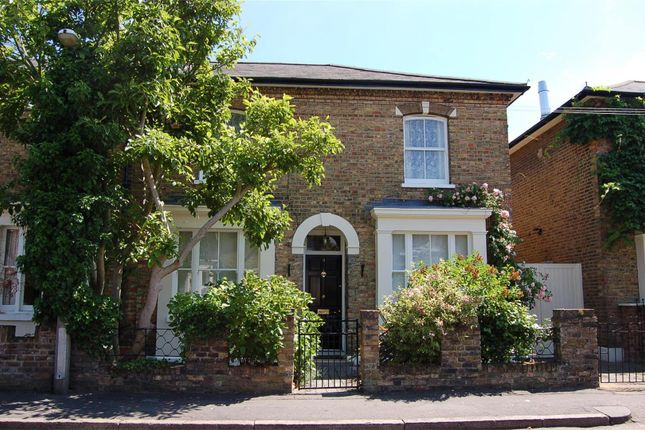 Thumbnail Semi-detached house to rent in Edward Road, Hampton Hill, Hampton