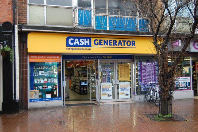 Thumbnail Retail premises to let in George Street, Tamworth