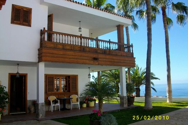 Thumbnail Villa for sale in El Lajial, Puerto De Santiago, Tenerife, Canary Islands, Spain