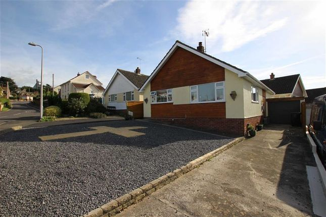 Thumbnail Detached bungalow to rent in Bleadon Hill, Bleadon, Weston-Super-Mare