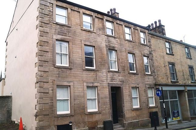 Thumbnail Flat to rent in St Leonard's Gate, Lancaster