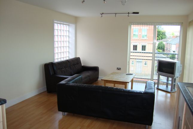Thumbnail Flat to rent in William Street, Sheffield
