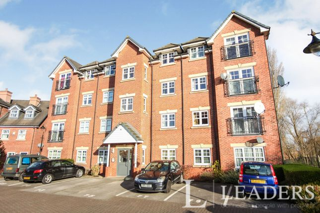 Thumbnail Flat to rent in Drillfield Road, Northwich