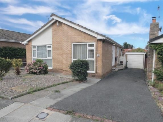 Thumbnail Bungalow for sale in Burrell Close, Prenton, Merseyside