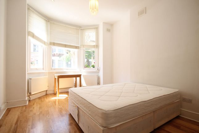 Bedroom of College Place, Camden Town NW1
