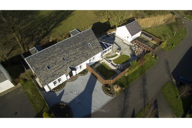 Thumbnail Detached house for sale in Beoch Farm, Carrick Hills