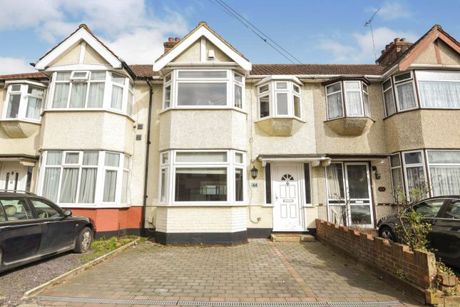 3 bed terraced house for sale in Kingsmead Avenue, Romford RM1