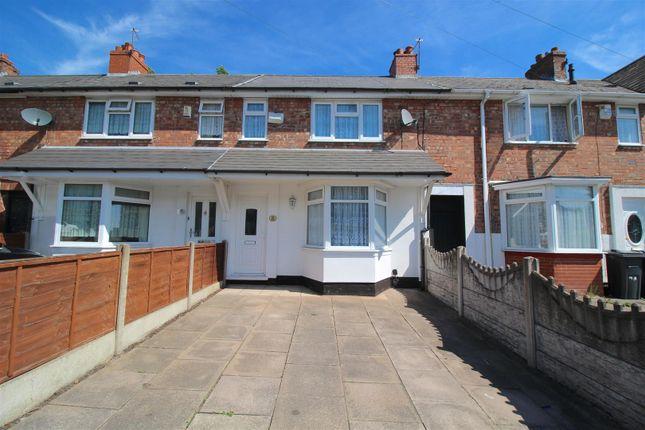 Thumbnail Terraced house for sale in Repton Road, Bordesley Green, Birmingham
