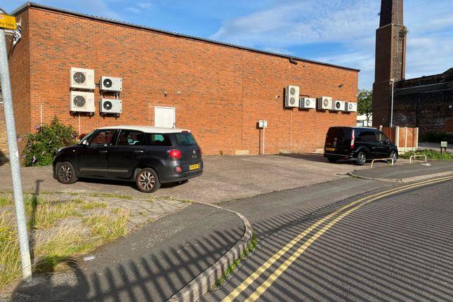Thumbnail Light industrial for sale in Unit A, Slippery Lane, Hanley, Stoke-On-Trent, Staffordshire