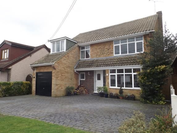 Thumbnail Detached house for sale in Wick Lane, Wickford, Essex