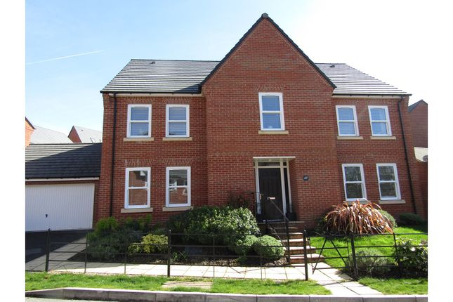 Thumbnail Detached house for sale in Beacon Drive, Highweek, Newton Abbot