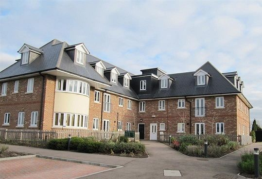 2 bed flat to rent in Hay Street, Steeple Morden, Royston SG8