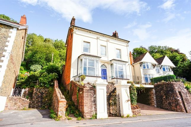 Thumbnail Detached house for sale in West Malvern Road, Malvern, Herefordshire
