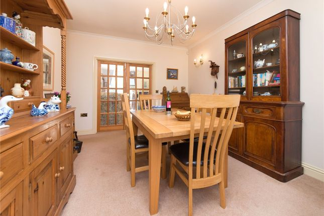 Dining Room of New Hall Farm, Cowling BD22