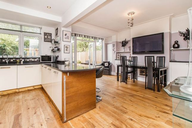 Thumbnail Terraced house for sale in Hortus Road, London