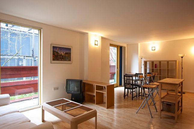 Open Plan Living Corner
