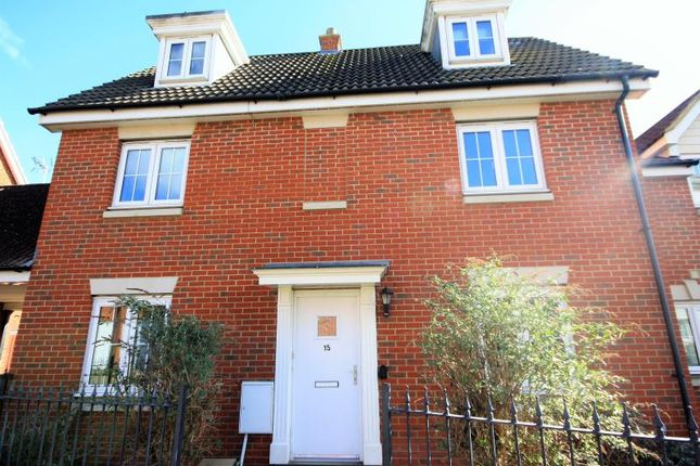 Thumbnail Semi-detached house to rent in Celestion Drive, Ipswich, Suffolk