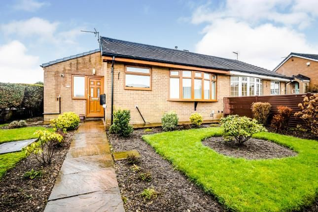 Thumbnail Bungalow for sale in Belgrave Grove, Halifax, West Yorkshire