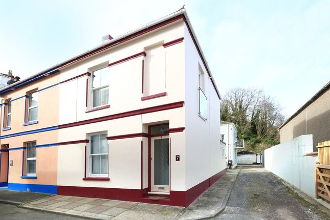 Thumbnail End terrace house for sale in Clovelly View, Plymouth