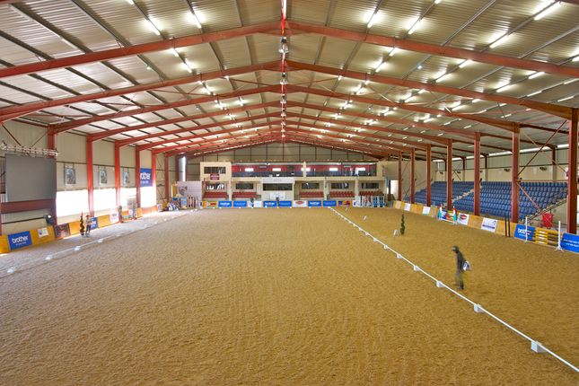 Thumbnail Equestrian property for sale in Papenfus Drive, Beaulieu, Midrand, Gauteng, South Africa