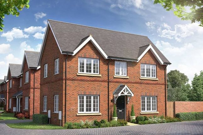 "Thumbnail Property for sale in ""The Hiswick"" at Red Lane, Burton Green, Kenilworth"