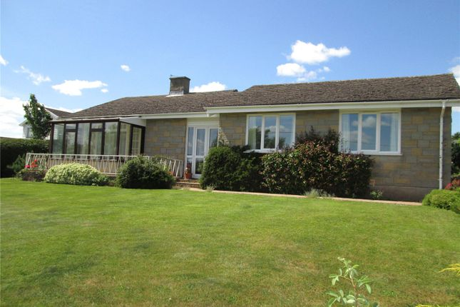 Thumbnail Detached bungalow to rent in Buck Castle Lane, Bridstow, Ross-On-Wye, Herefordshire