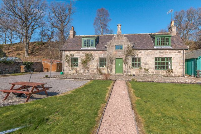 Thumbnail Detached house for sale in Dinnet, Aboyne, Aberdeenshire