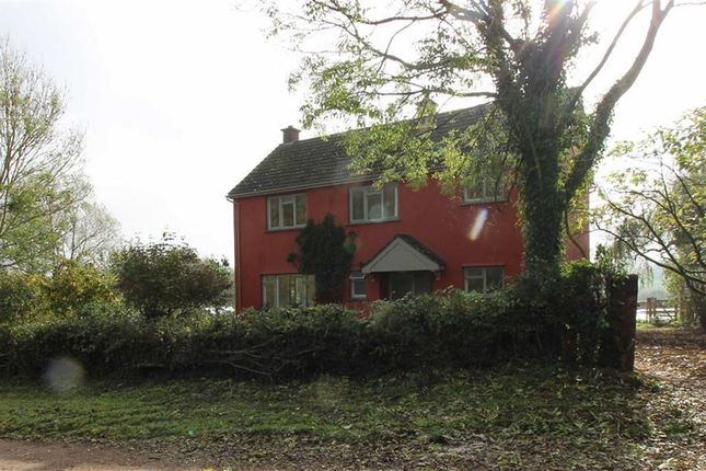 Thumbnail Detached house to rent in Llanfihangel Ystern Llewern, Monmouth