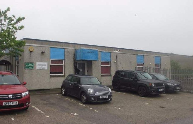 Thumbnail Light industrial for sale in Greenhole Place, Aberdeen