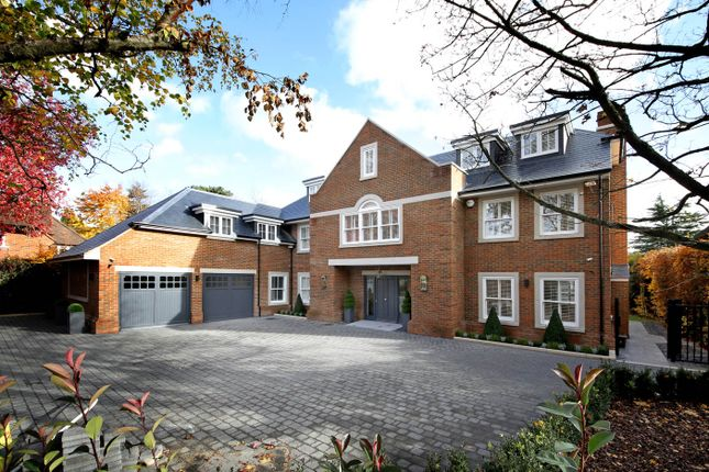 Thumbnail Detached house for sale in Burkes Road, Beaconsfield