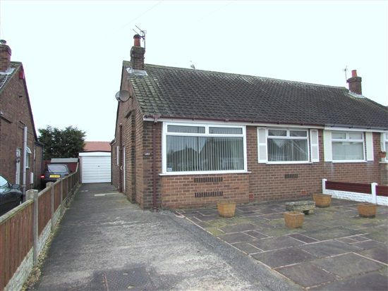 Thumbnail Bungalow for sale in North Drive, Thornton Cleveleys
