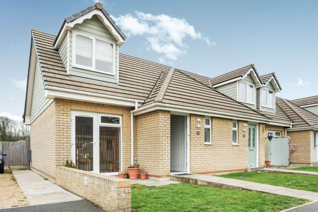 Thumbnail End terrace house for sale in Avenue Road, Sandown