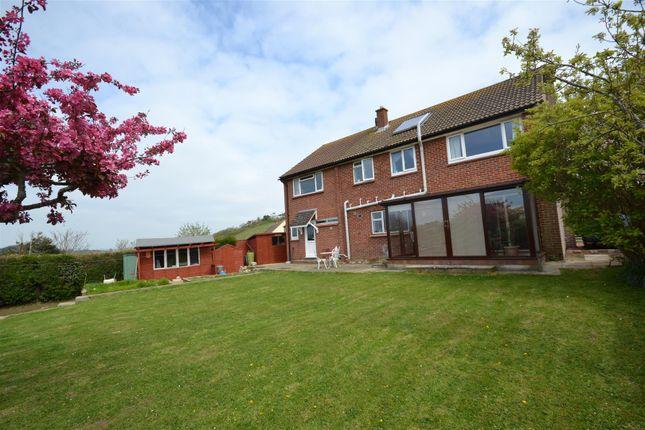 Thumbnail Detached house for sale in Crock Lane, Bothenhampton, Bridport