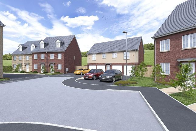 Thumbnail Property for sale in Milfraen View, Brynmawr, Ebbw Vale