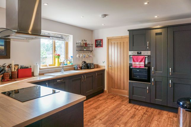 Kitchen of Peterkin Place, Lossiemouth IV31
