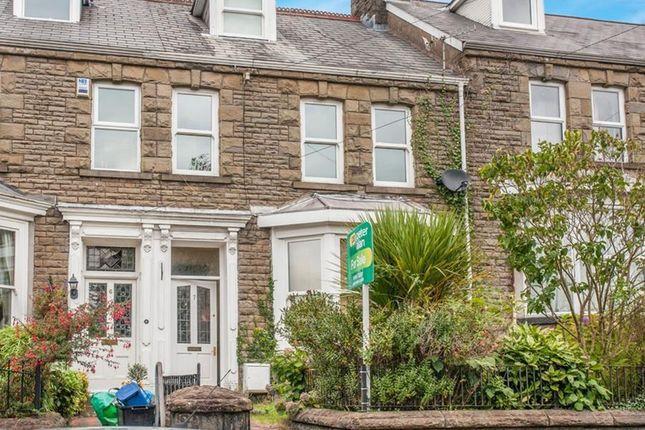 Thumbnail Terraced house to rent in Park Terrace, Merthyr Tydfil