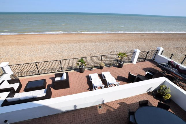 Balcony View of Old Martello Road, Pevensey Bay BN24