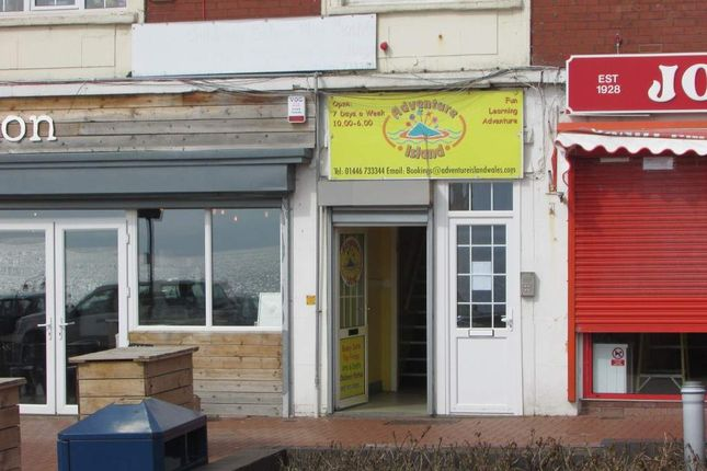 Thumbnail Retail premises for sale in Friars Road, Barry